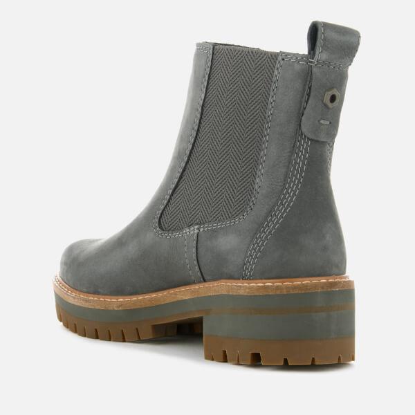 a000e5947fd64 Timberland Women s Courmayeur Valley Chelsea Boots - Gunmetal Womens ...