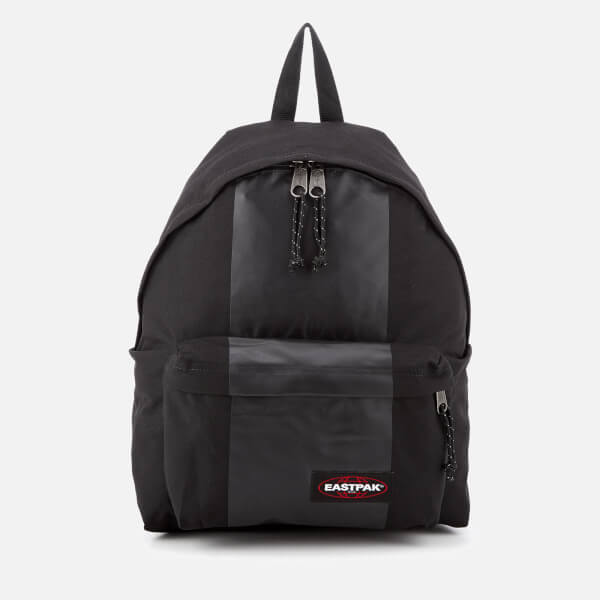 Eastpak Men's Authentic Rubber-Lay Padded Pak'r Backpack - Black Rubber