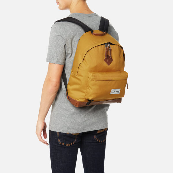 Eastpak Men s Authentic Into the Out Wyoming Backpack - Into Mustard  Image  3