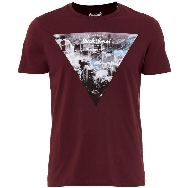 Jack & Jones Originals Men's Arco T-Shirt - Port Royal