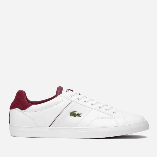Lacoste Men's Fairlead 317 2 Trainers - White