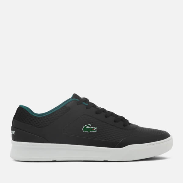 Lacoste Men's Explorateur Sport 317 5 Trainers - Black/Dark Green