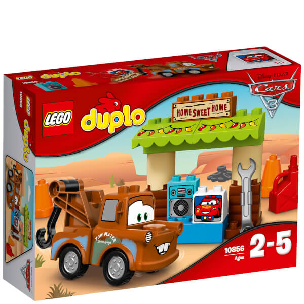 LEGO DUPLO: Cars 3 Mater's Shed (10856)
