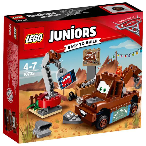LEGO Juniors: Cars 3: La casse de Martin (10733)