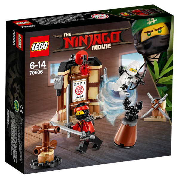 The LEGO Ninjago Movie: L'entraînement au Spinjitzu (70606)
