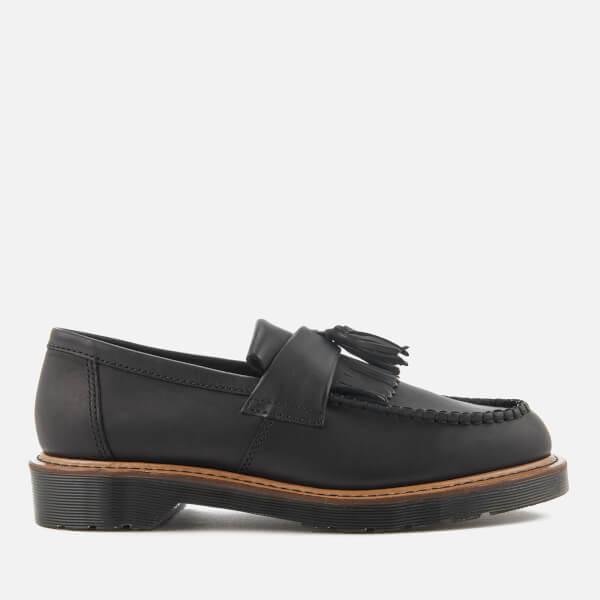 Dr. Martens Men's Core Adrian Leather Tassel Loafers - Black