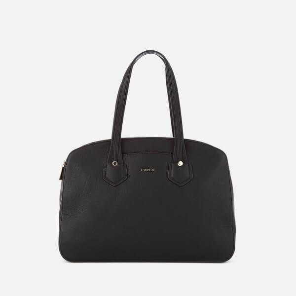 Furla Women's Giada Large Carryall - Black