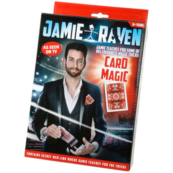 Jamie Raven Card Sharp