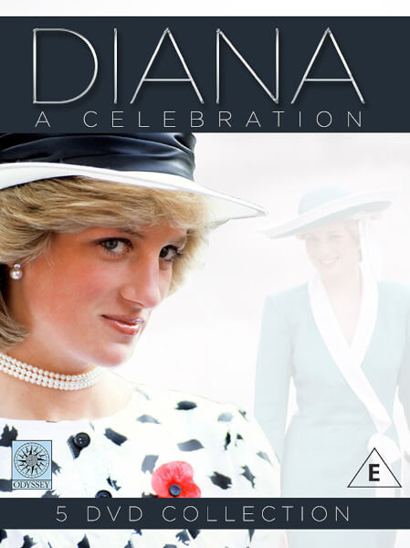 Diana: A Celebration - 5 DVD Box Set