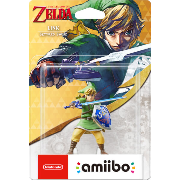 Link (Skyward Sword) amiibo (The Legend of Zelda Collection)