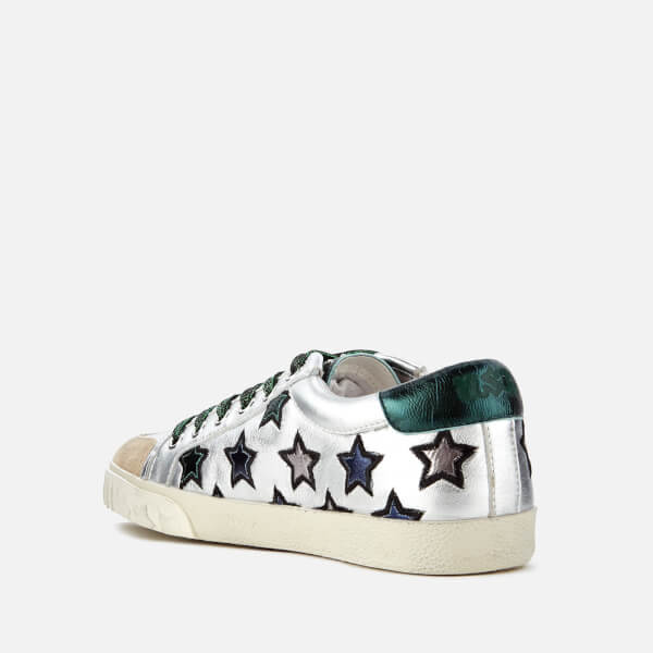 Free Shipping Limited Edition Outlet Ebay Ash Women's Majestic Leather Star Print Cupsole Trainers Low Price Fee Shipping Cheap Price Store Cheap For Nice owElMSxR