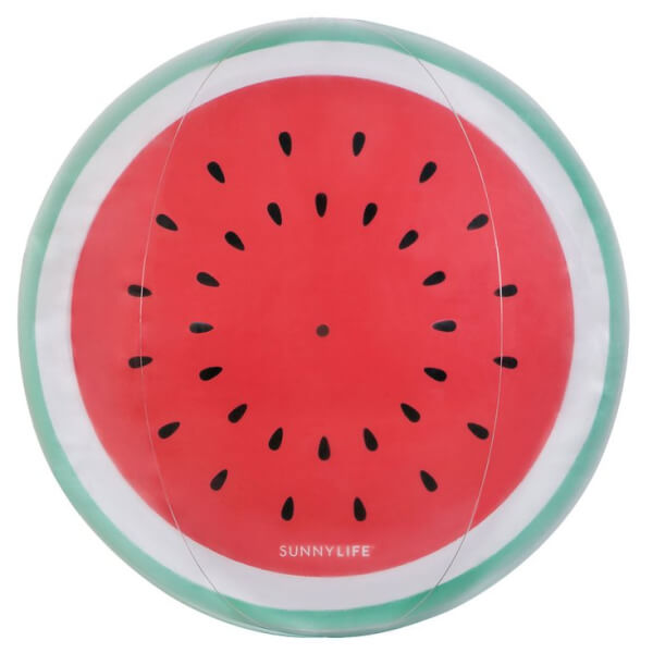 Sunnylife Inflatable Watermelon Beach Ball
