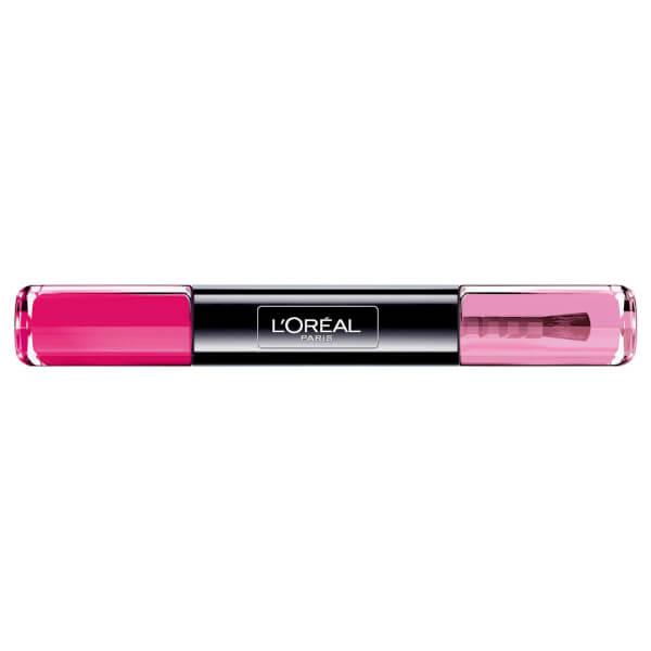 L\'Oréal Paris Infallible Gel Nail Polish #10 Keep Magenta 2 x 5ml ...