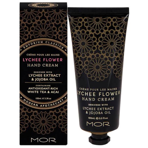 MOR Lychee Flower Hand Cream 100ml
