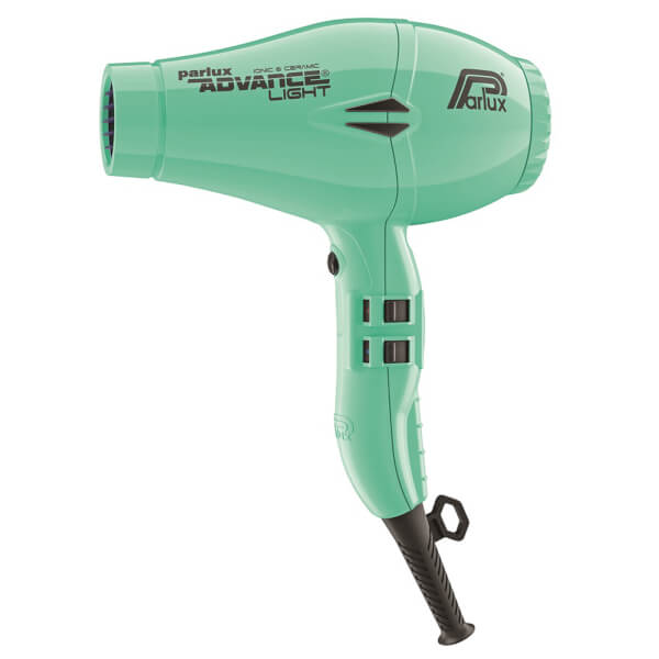Parlux Advance Light Ionic And Ceramic Dryer - Aqua