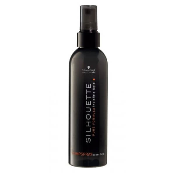 Schwarzkopf Silhouette Super Hold Pumpspray 200g