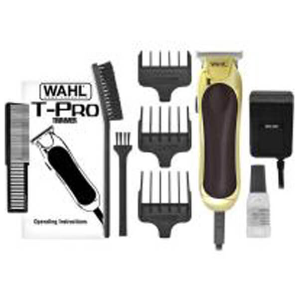 wahl t pro corded trimmer kit recreate yourself nz. Black Bedroom Furniture Sets. Home Design Ideas