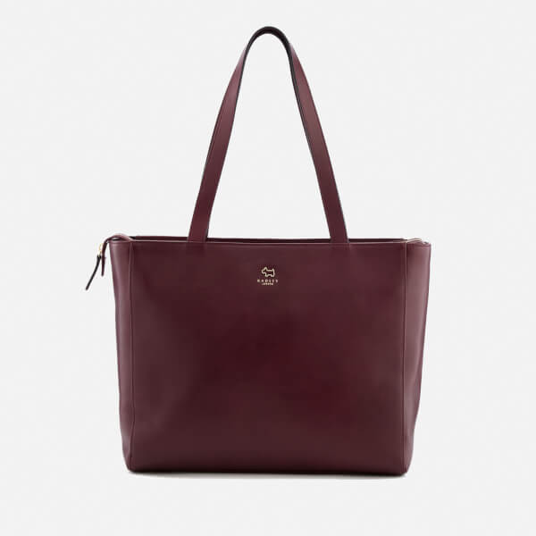 Radley Women's Greyfriars Gardens Large Ziptop Tote Bag - Port