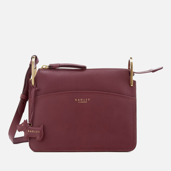 Radley Women's Richmond Park Small Ziptop Cross Body Bag - Heather