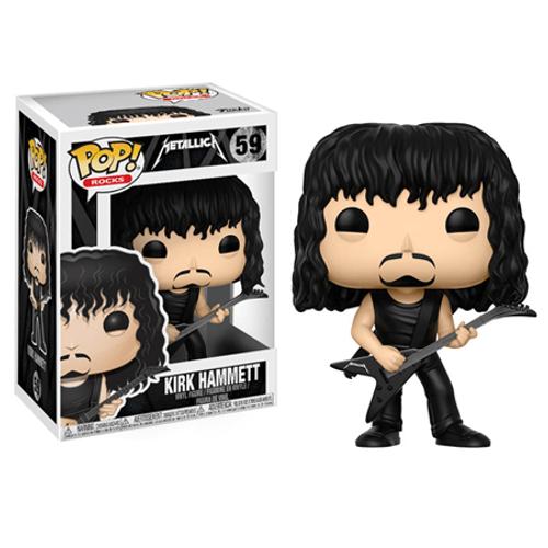 Figurine Pop! Kirk Hammett Metallica
