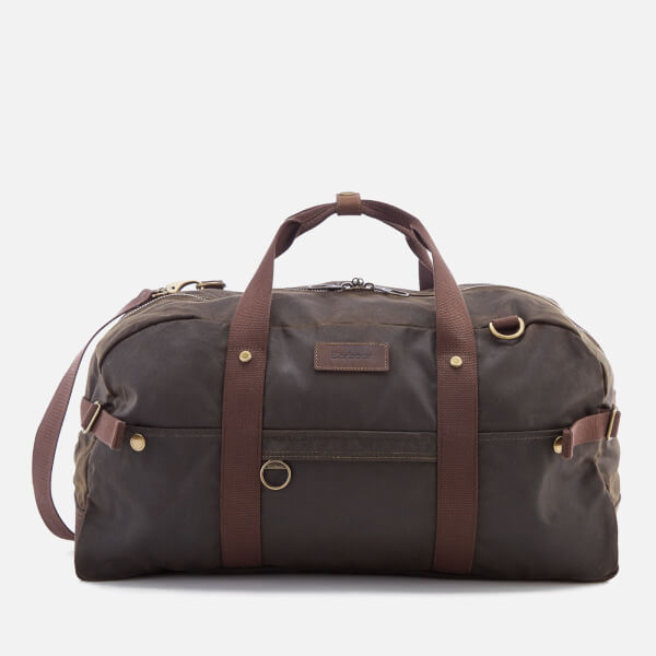 Barbour Men's Prestbury Holdall Bag - Olive