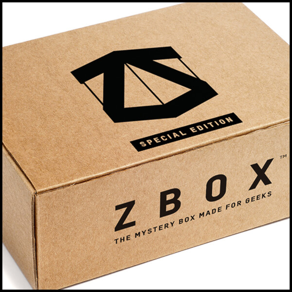 ZBOX - Guardians Mystery Box - Limited Edition 2017