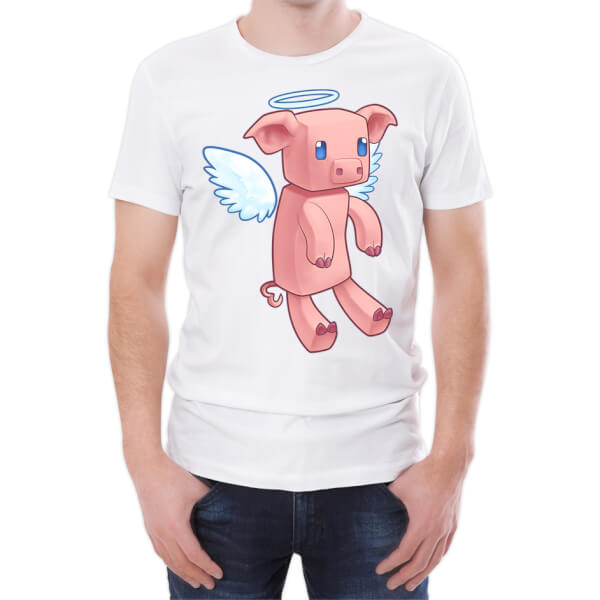 Xisuma Romeo White T-Shirt