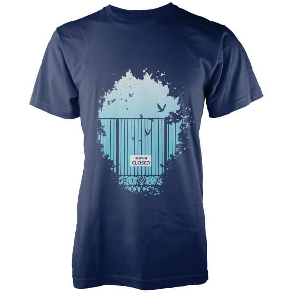 T-Shirt Porte du Paradis Solti -Bleu Marine