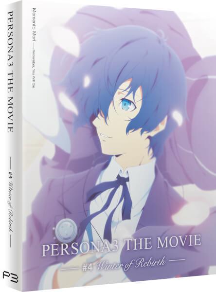 Persona3 Movie 4 - Collectors Edition (Dual Format)