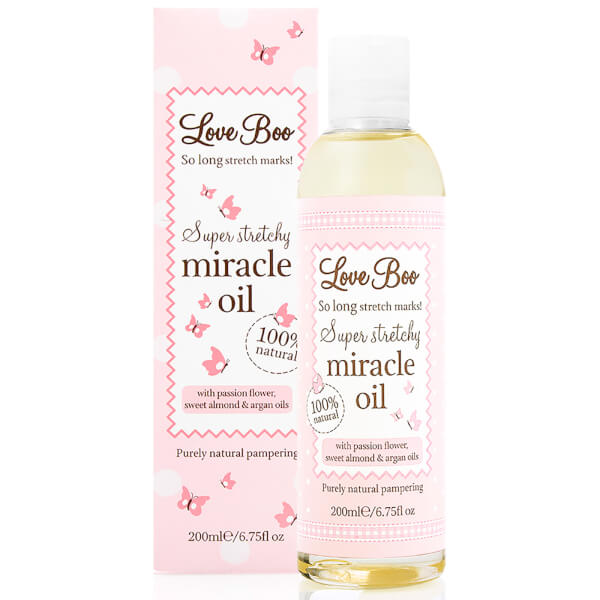 Love Boo Super Stretchy Miracle Oil 200ml