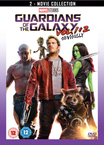 Guardians of the Galaxy - Doublepack