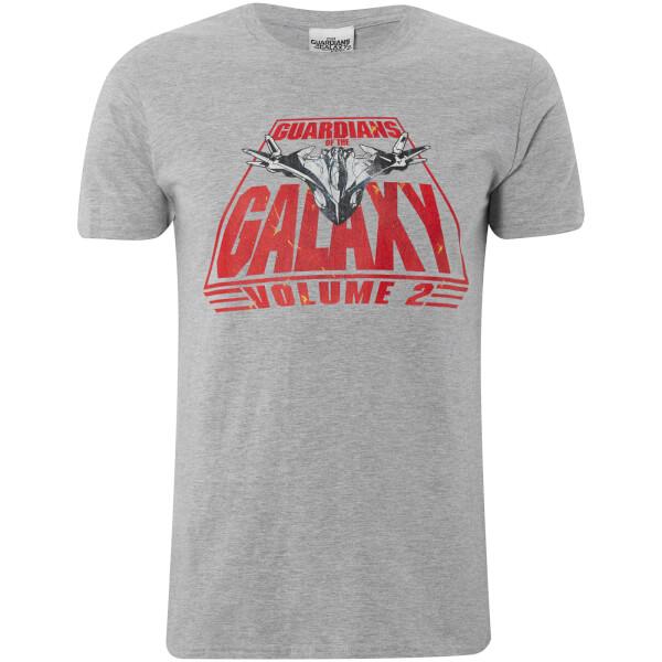 T-Shirt Homme Marvel Gardiens de la Galaxie Vol.2 Milano Greysale - Gris