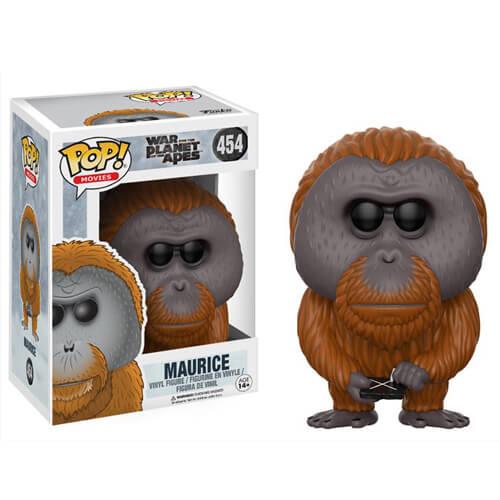 Figurine Funko Pop! La Planète des singes : Suprématie Maurice