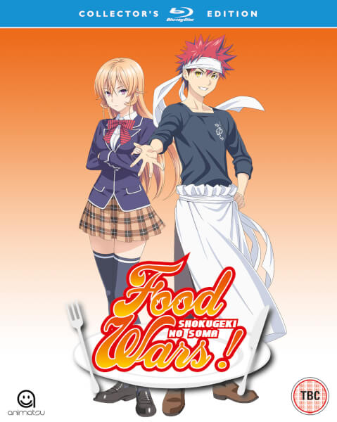Food Wars! - Season 1 (Blu-ray/DVD Collector's Edition Combo)