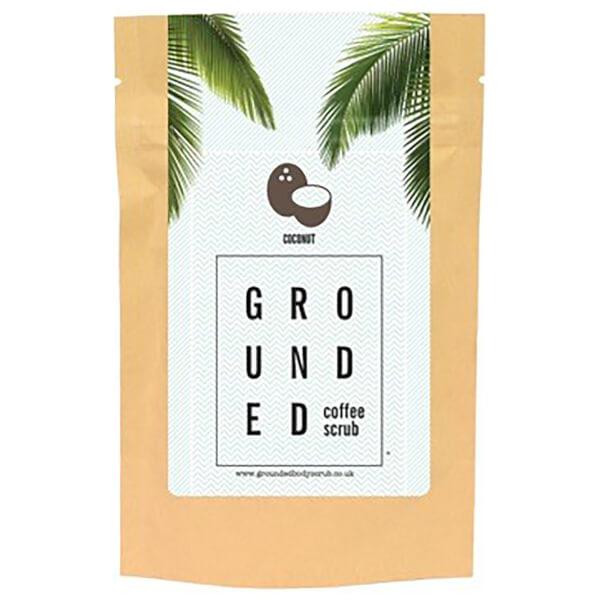 Grounded Coffee Scrub 200g - Coconut