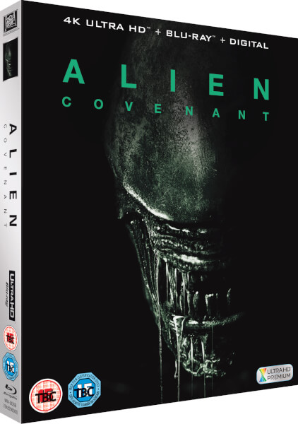 Alien Covenant - 4K Ultra HD (Includes UV Copy)