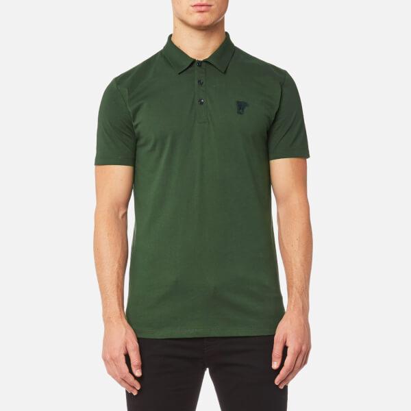 Versace Collection Men's Polo Shirt - Selva