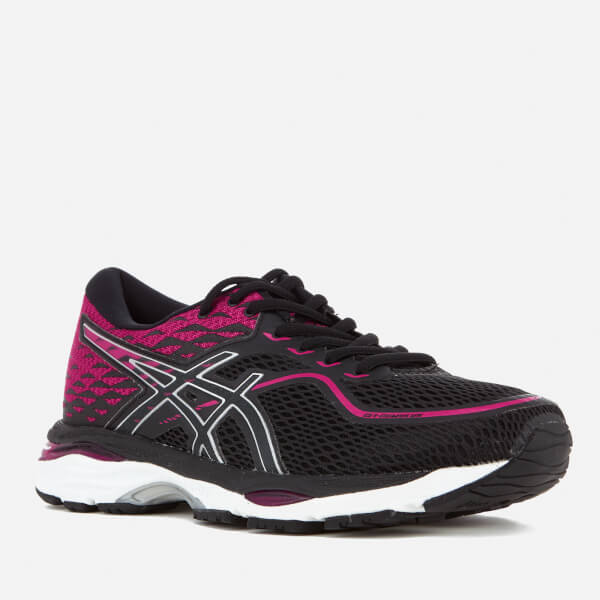 Baskets Gel Asics 12262 Running Femmes Gel Cumulus 19 Noir 19/ Argent/ Rose 1305954 - welovebooks.website