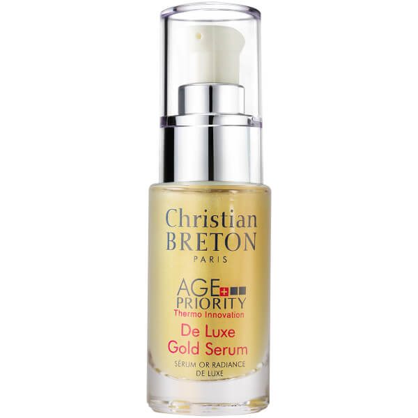 Christian BRETON De Luxe Gold Serum for Face 30ml