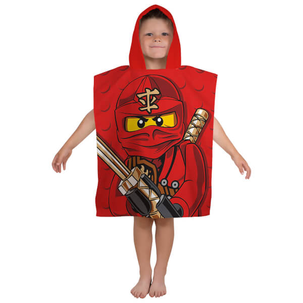 LEGO Ninjago: Warrior Poncho Towel