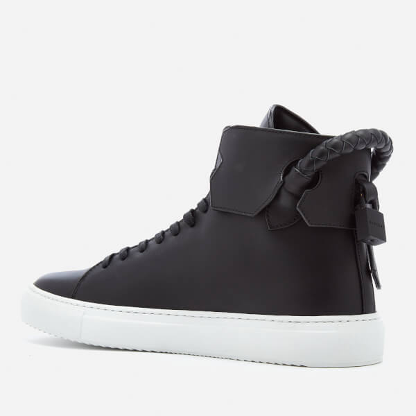 BUSCEMIMen's 125MM Weave High Top Trainers - / - UK 7