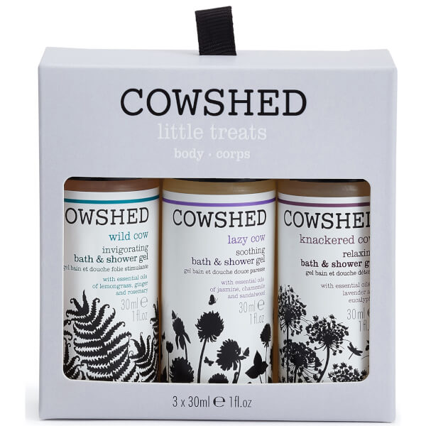Cowshed Little Treats Body Gift Set