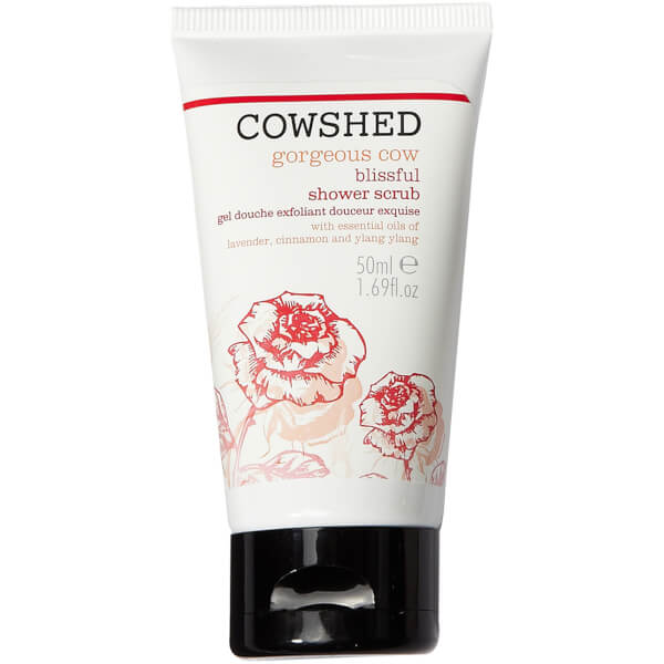 Cowshed Gorgeous Cow Blissful Shower Scrub