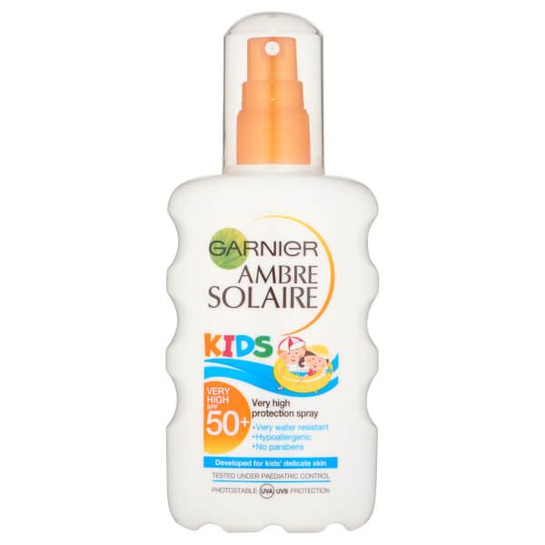 Garnier Ambre Solaire Dry Mist Sun Cream Spray SPF 30 200ml