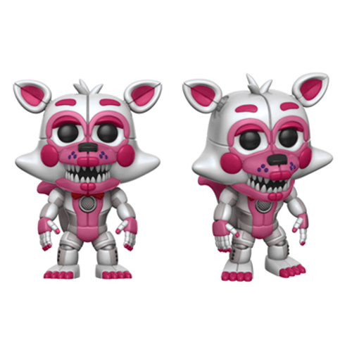 Five Nights at Freddy's Sister Location Funtime Foxy Pop! Vinyl Figure