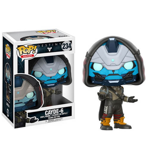 Destiny Cayde-6 Pop! Vinyl Figure