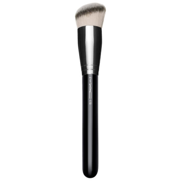 MAC 170 Synthetic Rounded Slant Brush