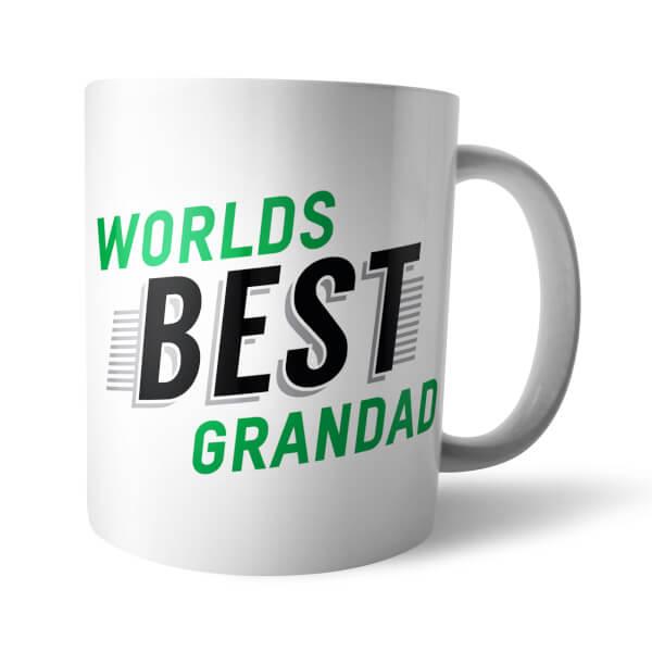 Tasse World's Best Grandad