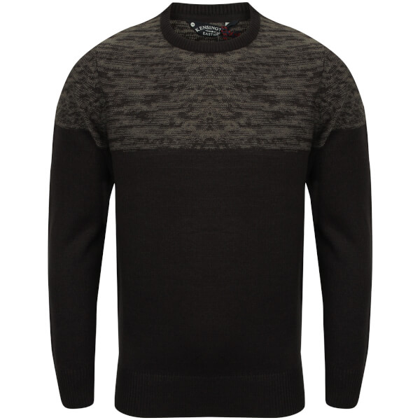 Kensington Men's Crew Neck Jumper - Navy