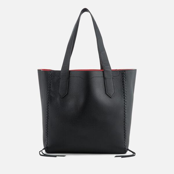 Rebecca Minkoff Women's Medium Panama Tote Bag - Black